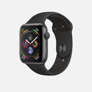 Apple Watch - Apple Watch Series 4 GPSモデル 44mm スペースグレー