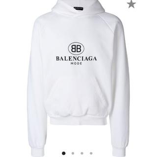 バレンシアガ(Balenciaga)のバレンシアガBBパーカー りーさん専用(パーカー)