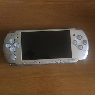 プレイステーションポータブル(PlayStation Portable)のpsp  3000 ジャンク(携帯用ゲーム本体)