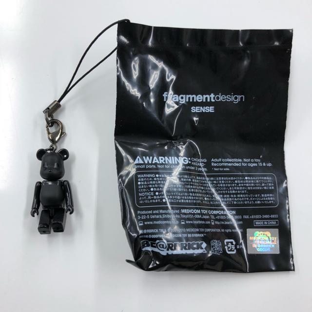 FRAGMENT(フラグメント)のfragment design BE@RBRICK MEDICOM TOY エンタメ/ホビーのおもちゃ/ぬいぐるみ(キャラクターグッズ)の商品写真