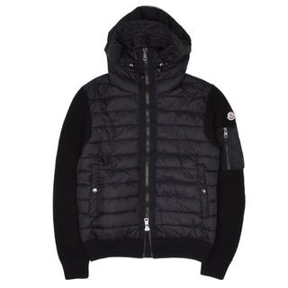 MONCLER - モンクレール ニットダウンパーカー XXL