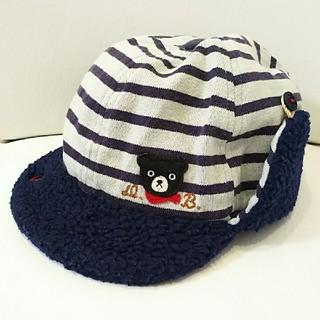 DOUBLE.B - ダブルビー  帽子  52  ミキハウス