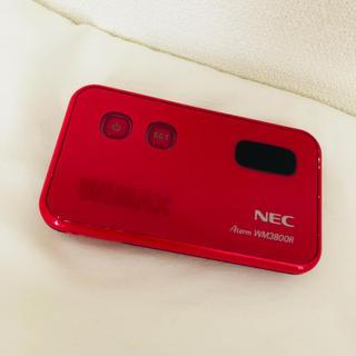 エヌイーシー(NEC)のWiFiルーター(PC周辺機器)
