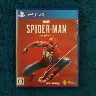 プレイステーション4(PlayStation4)のスパイダーマン★PS4★(家庭用ゲームソフト)