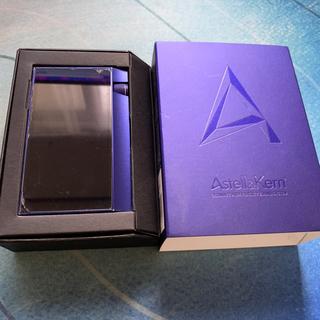 アイリバー(iriver)のAstell&Kern AK70 True Blue(ポータブルプレーヤー)