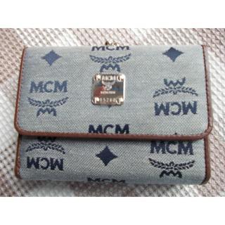 エムシーエム(MCM)のMCM がま口財布 <未使用品>(財布)
