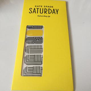 ケイトスペードサタデー(KATE SPADE SATURDAY)のKate Spade Saturday ネイルシール(ネイル用品)
