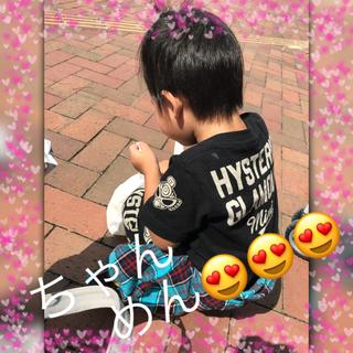 ヒステリックミニ(HYSTERIC MINI)の決まりました😍(Tシャツ/カットソー)