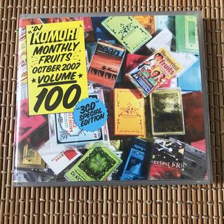 訳あり DJ KOMORI / MONTHLY FRUITS 100  3枚組