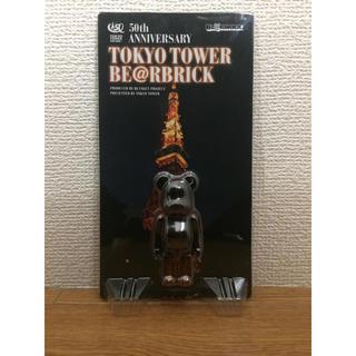 東京タワー50th記念 BE@RBRICK 100%