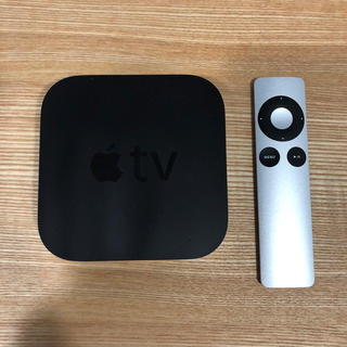 アップル(Apple)のAppleTV 第三世代(その他)