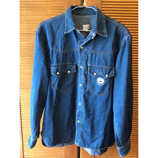 アイスバーグ(ICEBERG)のICEBERG アイスバーグ デニム シャツ ジャケット(シャツ)