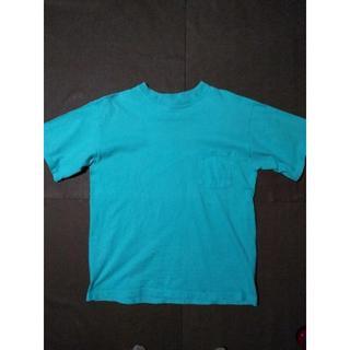 アンビル(Anvil)のGoodwear/グッドウェア クルーネックTシャツ メンズM ライトグリーン(Tシャツ/カットソー(半袖/袖なし))