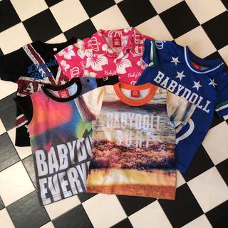 ベビードール(BABYDOLL)の90サイズ シャツ 男の子向け セット(Tシャツ/カットソー)