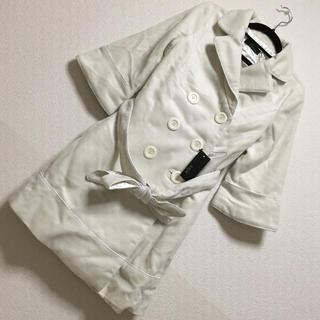 七分袖 スプリングコート(スプリングコート)