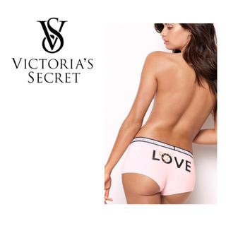 ヴィクトリアズシークレット(Victoria's Secret)の68. ヴィクトリアシークレットロゴショーツ(ショーツ)