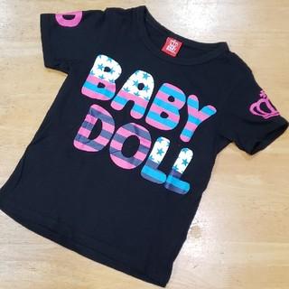 ベビードール(BABYDOLL)のBABY DOLL ★130★半袖★中古(Tシャツ/カットソー)