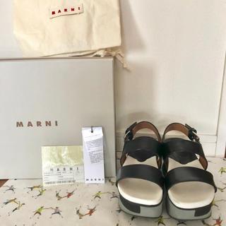 マルニ(Marni)の☆最終価格☆MARNI マルニ サンダル 2way(サンダル)