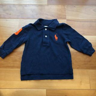 ラルフローレン(Ralph Lauren)のラルフローレン ポロシャツ9M(シャツ/カットソー)