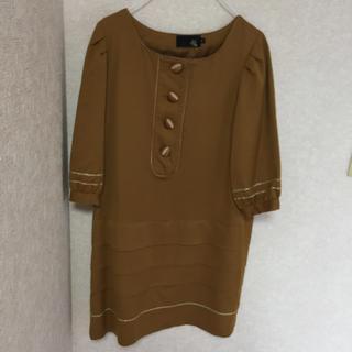エックスジー(xg)のドレス(ミディアムドレス)