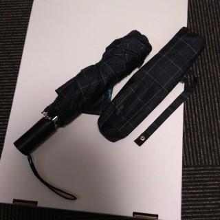 ポロラルフローレン(POLO RALPH LAUREN)のポロラルフローレン メンズ 折りたたみ傘  ワンタッチ 60cm  (傘)
