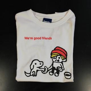 アイエルバイサオリコマツ(il by saori komatsu)のlaundly Tシャツ Sサイズ(Tシャツ/カットソー(半袖/袖なし))
