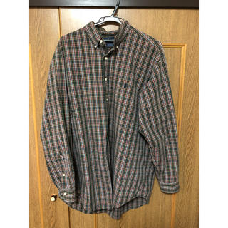 ラルフローレン(Ralph Lauren)の【ラルフローレン】古着チェックシャツ(シャツ)