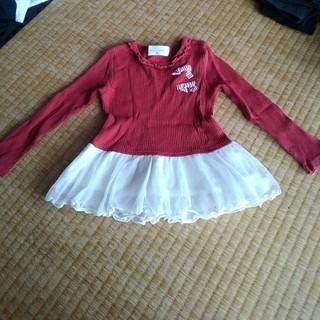 ウィルメリー(WILL MERY)の女の子 長袖90(Tシャツ/カットソー)