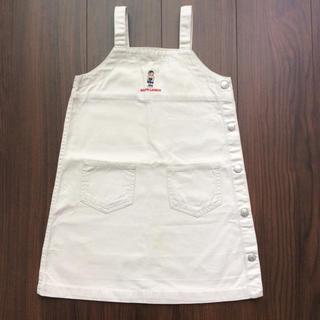ラルフローレン(Ralph Lauren)のラルフローレン/ジャンパースカート/110㎝(ワンピース)