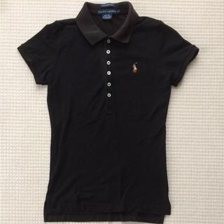 ラルフローレン(Ralph Lauren)のラルフローレン RALPH LAUREN ポロシャツ スキニーポロ レディースS(ポロシャツ)