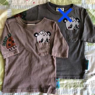 グラグラ(GrandGround)のGRAND GROUND 七分袖Tシャツ 90㎝(Tシャツ/カットソー)