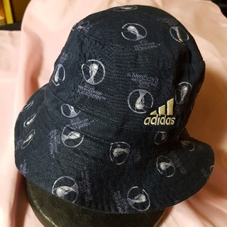 アディダス(adidas)の2002 FIFAワールドカップ KOREAJAPAN  adidas ハット帽(記念品/関連グッズ)