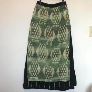 マキシ丈スカート(ロングスカート)