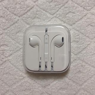 アップル(Apple)のApple社正規品 イヤホン(ヘッドフォン/イヤフォン)