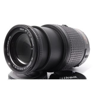 ニコン(Nikon)の手ぶれ補正❤️望遠レンズ❤️AF-S DX 55-200mm ED VR II(レンズ(ズーム))