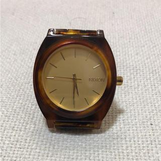 ニクソン(NIXON)のNIXON TIME TELLER ACETATE(腕時計)