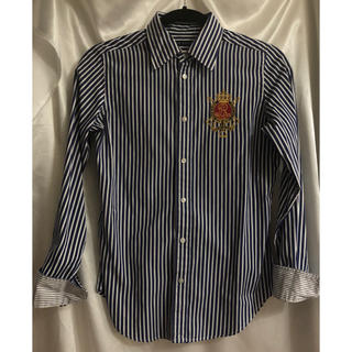 ラルフローレン(Ralph Lauren)のラルフ・ローレン lady's ストライプシャツ ブラウス (シャツ/ブラウス(長袖/七分))