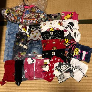 ヒステリックミニ(HYSTERIC MINI)のヒスミニ  80〜90 まとめ売り(Tシャツ/カットソー)