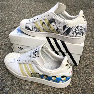 アディダス(adidas)のアディダス 35周年 限定 キャプテン翼 スーパースター 28cm(スニーカー)
