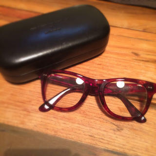 ビームスボーイ(BEAMS BOY)のBEAMSBOY べっ甲眼鏡(サングラス/メガネ)