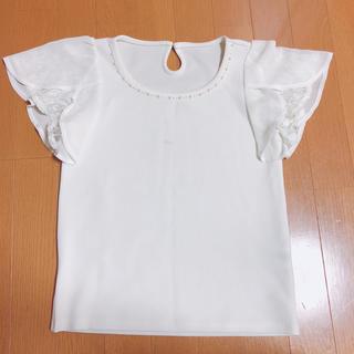 イング(INGNI)のトップス(カットソー(半袖/袖なし))