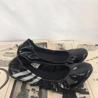 アディダス(adidas)のadidas フラットシューズ 25cm(バレエシューズ)
