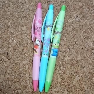 ディズニー(Disney)のディズニー☆シャープペン3本セット(ペン/マーカー)