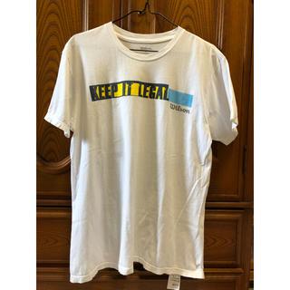 ウィルソン(wilson)のウィルソン  wilson JUICE の非売品 Tシャツ(ウェア)
