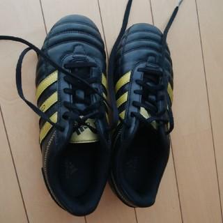 アディダス(adidas)のアディダススパイクquestra22.5美品(シューズ)
