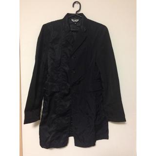 ブラックコムデギャルソン(BLACK COMME des GARCONS)のBLACK コムデギャルソン コート(チェスターコート)