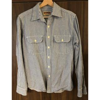 カムコ(camco)のcamco/ストライプワークシャツ/Sサイズ/カムコfive brother(シャツ)