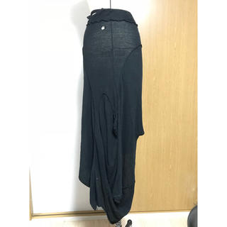 アリスアウアア(alice auaa)のalice auaa コットンニットロングスカート(ロングスカート)