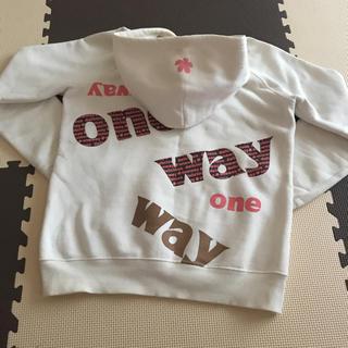 ワンウェイ(one*way)のonewayパーカー(パーカー)