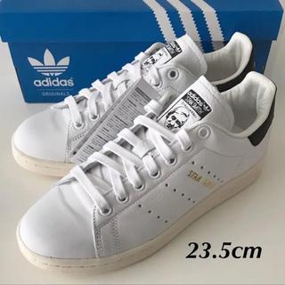 【定価15120円】adidas スタンスミス 金ロゴ 黒 23.5cm